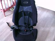 black Cosco toddler car seat