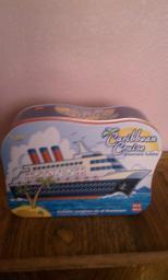 Caribbean Cruise Domino Game