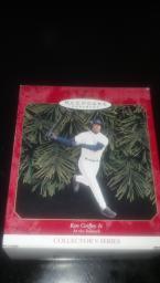 ken griffey jr Hallmark ornament