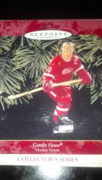 Hallmark Ornament Gordie Howe Hockey Greats
