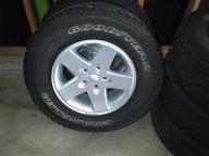 Jeep Wrangler Rims/tires