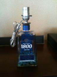 1800 Tequila lamp