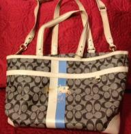 Coach Baby Diaper Bag