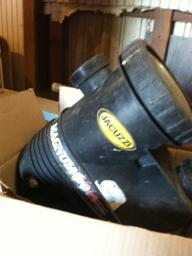 Jacuzzi swimming pool pump that was used for