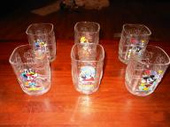 Mickey Mouse Disney Land Glasses