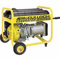 MCCULLOCH 5700 WATT GENERATOR