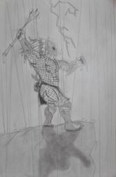 Comic Art of Predator
