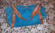 Lucky Brand Suede Large Handbag