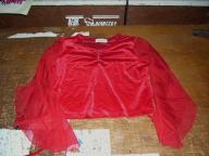 RED Girls Shirt