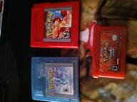 Pokemon gameboy games