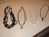 Various Necklaces
