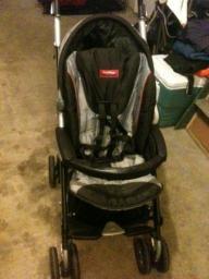 Peg Perego P3 stroller