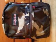 Jansport Camouflage print Backpack