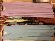 2 long summer dresses