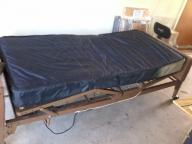 Electric Full Low Bed