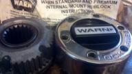 Warner 4wd hub