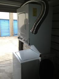 Kenmore Stackable washer and dyer
