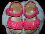 Toddler Salmon Pink Sandles