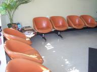 Heavy duty Vinyl Reception room seating