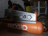 RIGID MINI WHEELBARROW COMPRESSOR- RECONDITIONED