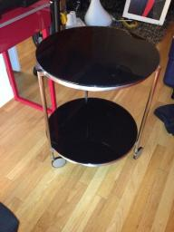 End Table (Black)