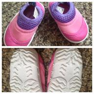Pink baby water shoes