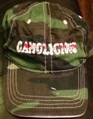 Camolicious Hat