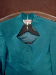 Girls size 2 Teal Suit