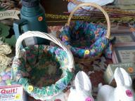 Easter basket with Easter Egg Lining