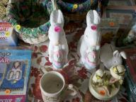 Bunny Rabbit Ornaments