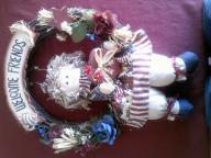 Welcome Home Door Ornament