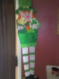 Lepercaun Wind Ornament