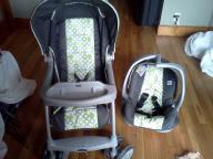 Evenflo journey Travel System
