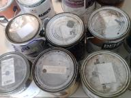 Assorted House Paint - Interior and Exterior