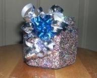 Handcrafted present Jar