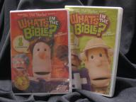 What's in the Bible? Part 1 & 2 DVD's