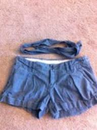 Abercrombie shorts - Juniors size 8