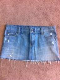 Abercrombie mini skirt - Junior size 8