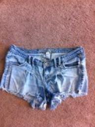 Abercrombie shorts - Junior size 8