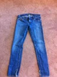 American Eagle denim jeans - Junior size 8 regular