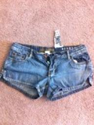 Billabong denim shorts - Junior size 5