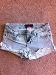 HK denim shorts - Junior size 3