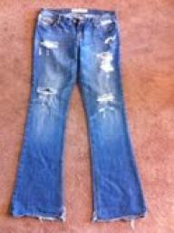 Hollister jeans - Junior size 9L