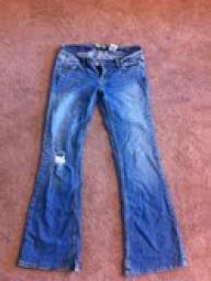 Paris Blues jeans - Junior size 9