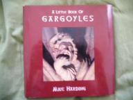 Hardback Book - A Little Book of Gargoyles