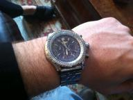 BREITLING BENTLEY WATCH A25362