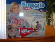 Snuggie Varsity Limited Edition