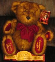 100th Anniversary Theodore Roosevelt Teddy Bear