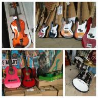 Jr. Acoustic Guitar - MOCAH MUSAiC