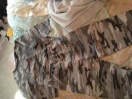Size 4T long sleeve camo pajama set